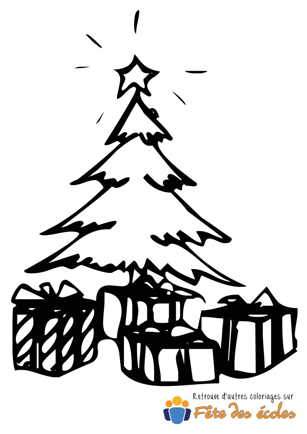 Sapin avec cadeaux - Sapin avec cadeaux ...