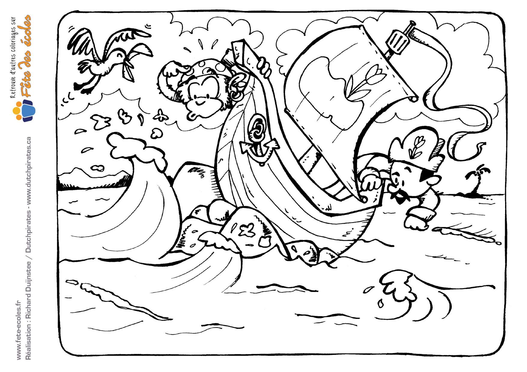 Tempete Pour Les Pirates