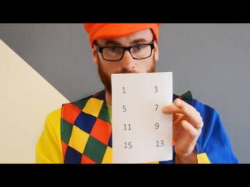 Les nombres magiques en tour de magie