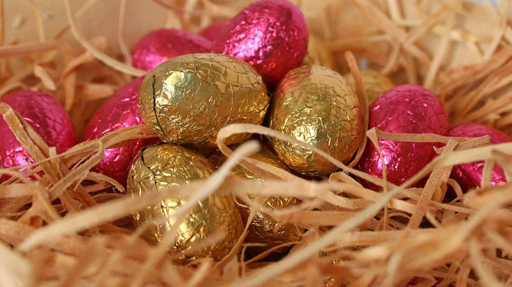 Pâques : pourquoi les œufs en chocolat ?