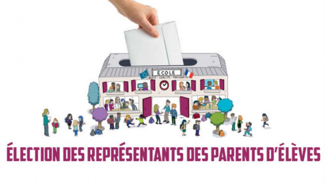 """Résultat de recherche d'images pour """"election parents d'élèves 2018"""""""