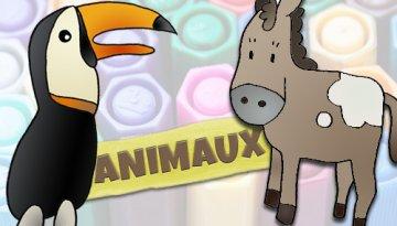 Coloriages d'animaux