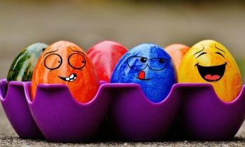 Sélection de blagues pour Pâques