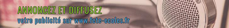 Annoncez sur Fête des Ecoles