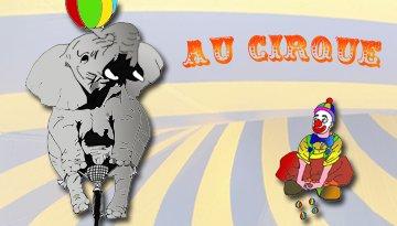 Coloriages au Cirque !