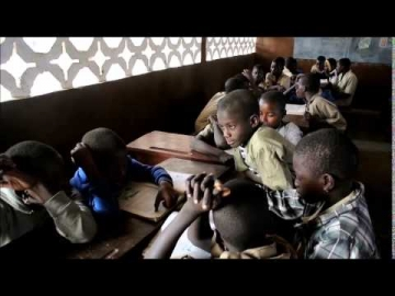 Ecole du monde : une journée à Kprégourou