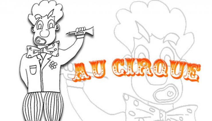 Coloriage Kermesse Ecole.Afficher Les Elements Par Tag Coloriage De Cirque